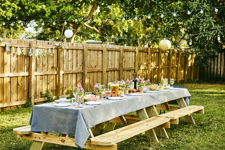 Az év legtutibb kerti partija? Megmutatjuk, hogy csináld!