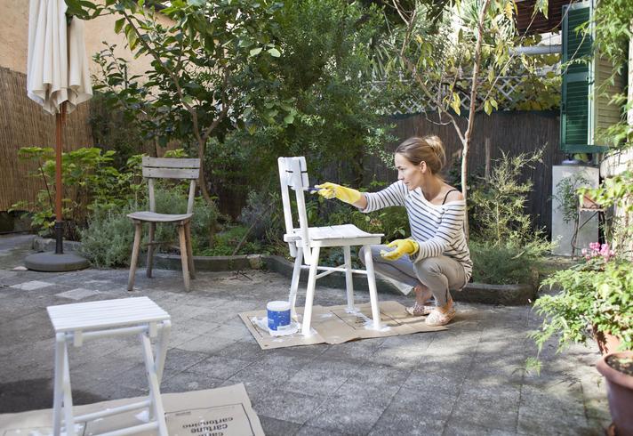 DIY ötletek a kertbe – Egyszerűek és nagyon mutatósak