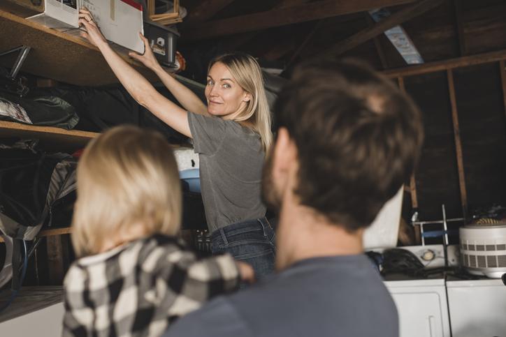 5 DIY garázsrendező tipp – Rendet gyorsan, okosan