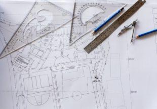 építészeti alaprajz