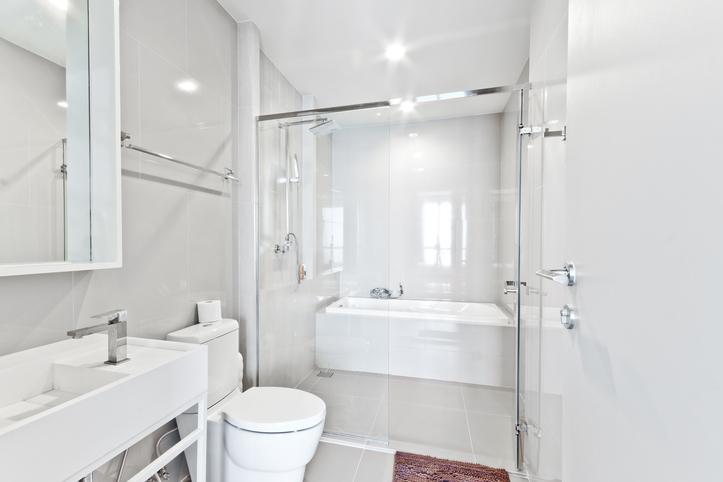 Felújított panel fürdőszobák – Nekik sikerült!
