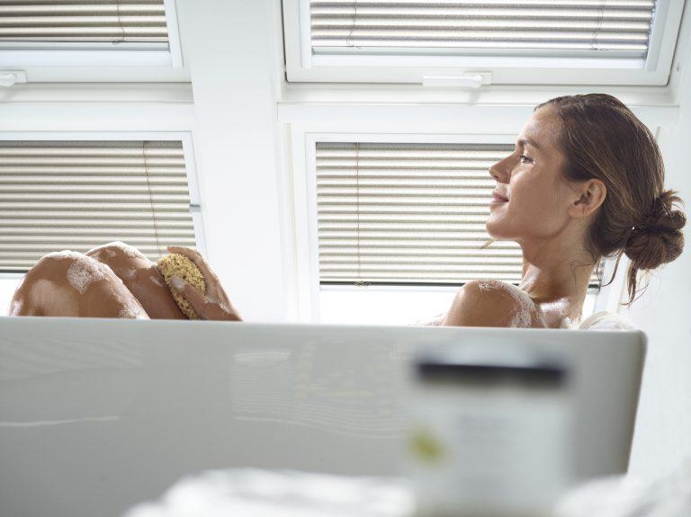 Fényben úszó fürdőszobában teljesebb a harmónia