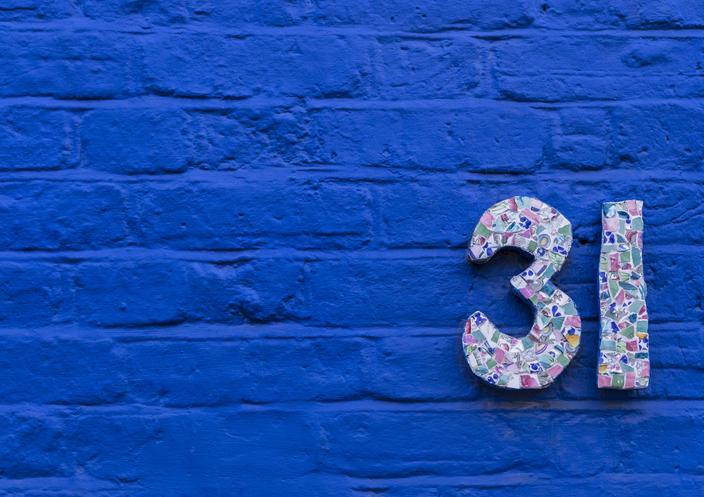Csináld magad vagány házszámok – Elkészítési útmutatóval