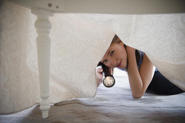 Lehetőségek az ágy alatti tér kihasználására – 4 alternatívát mutatunk