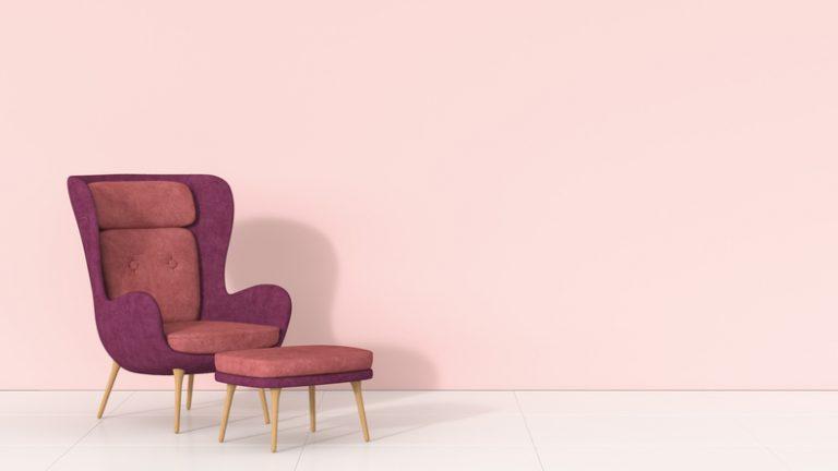 A rózsaszín fal hatása – 5 érv, amiért érdemes bevállalnod