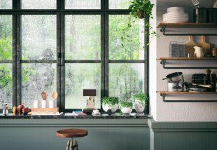 öt növény a konyhába