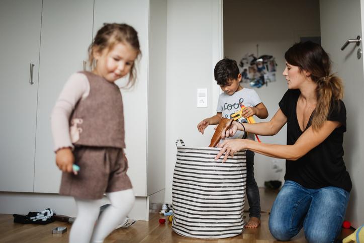 Gyerekek és a házimunka – Így neveljük őket otthontudatosságra