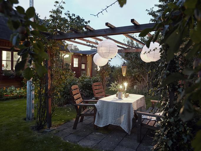 DIY kerti világítás – A hangulatos nyári esték kulcsa