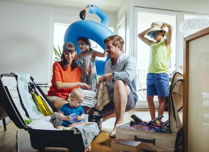 Nyaralásra felkészülni! INGYEN letölthető csomagolási listánk segít a pakolásban