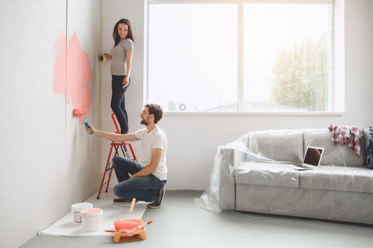 otthoni festés