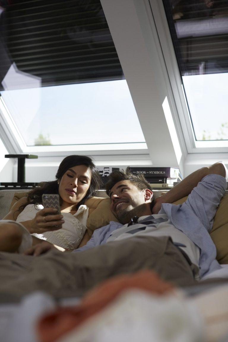 Jól szellőző hálószoba, kellemes klíma és fényviszonyok, hogy pont úgy induljon a nap, ahogy szeretnéd