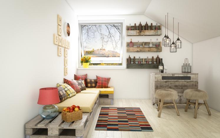 Zseniális megoldások apró lakásokhoz – Így lesz sokkal több helyed!