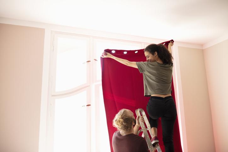 4 nyomós érv, miért válassz színes függönyt
