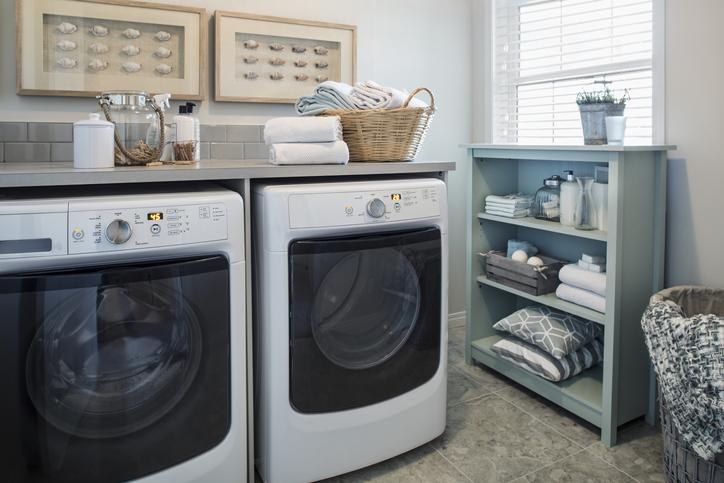 Így lesz stílusos a mosószobád – Inspirálódj és vágj bele!