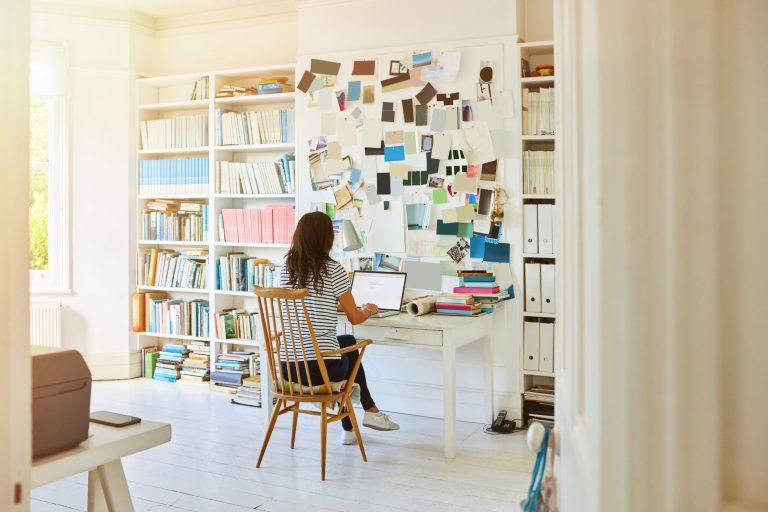 Kis lakás, kis dolgozósarok? – Megmutatjuk, hogy csináld