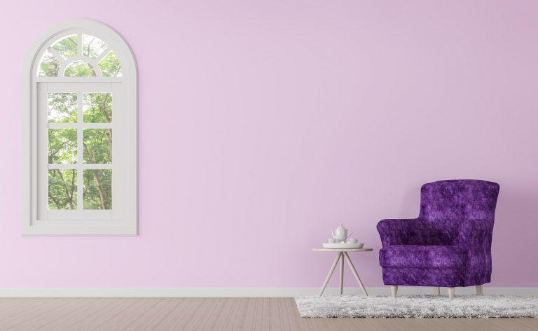 Ne félj a lila színtől! Így használd stílusosan az otthonodban