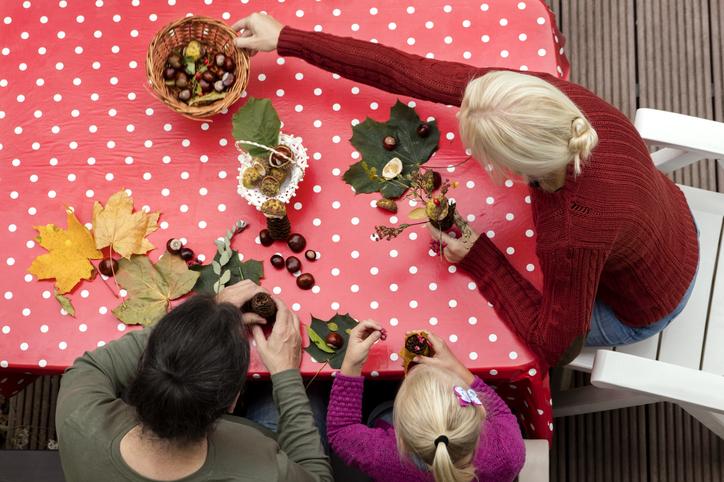 Csináld magad! Íme, a legütősebb őszi DIY dekorációk