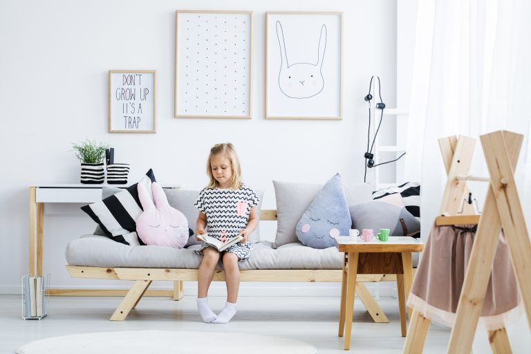 Készítsd fel a gyerekszobát a sulira – 8 tipp iskolakezdéshez