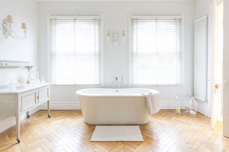 Álom luxuskivitelben – A fürdőszoba falai között is