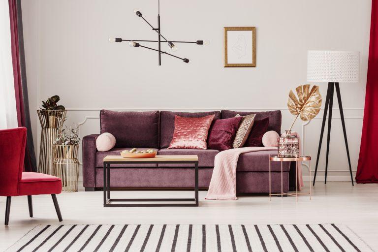 Piros, pink és lila – Lehetetlen kombináció?