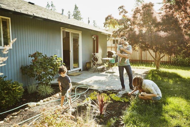 4 érv, miért jó kertbarátként családi házban élni