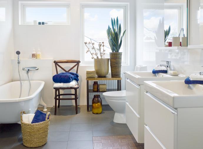 Kicsi a fürdőszobád? Íme, néhány praktikus újrahasznosító ötlet hozzá