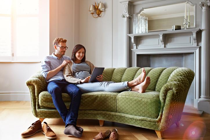 2019 ütős trendje: idén a lekerekített bútor a sikkes