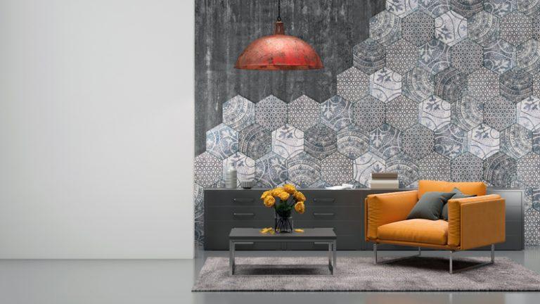 Izgalmas hexagonál – Így használd ezt a különleges mintát az otthonodban