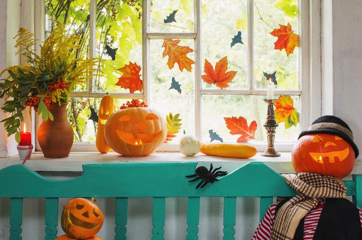 A legtutibb újrahasznosított őszi dekorációk! Ilyen egyszerűen lesz kacatból  menő dekor