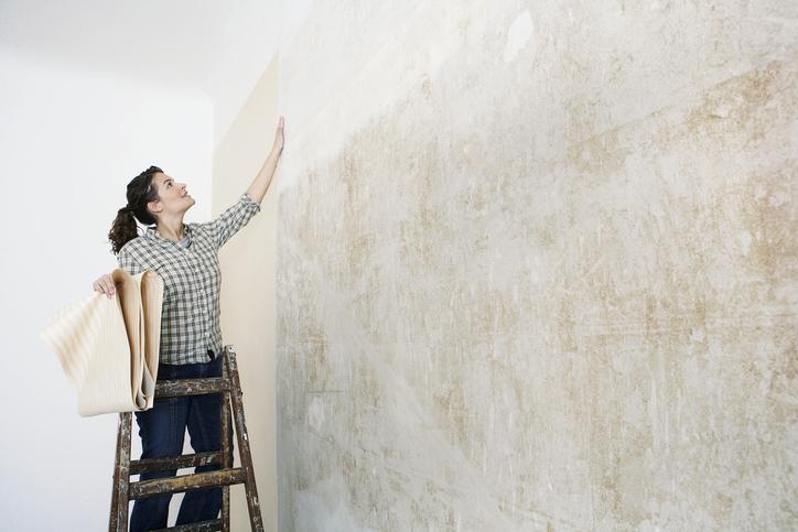 Tapétázási kisokos – Így készítsd elő a falat