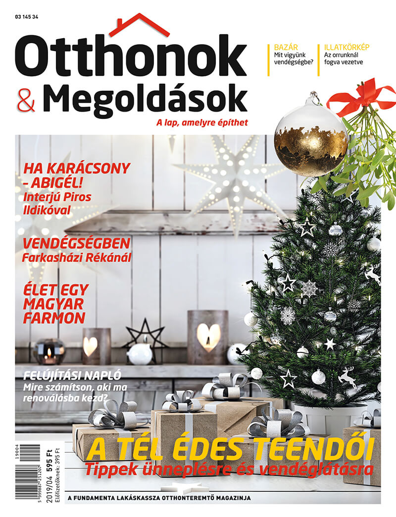 Otthonok és Megoldások – A lap, amelyre építhet!