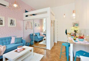Lakás szeletelve – Egyből három minigarzon