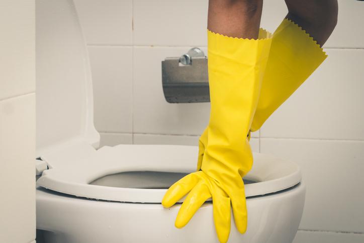 A hófehér WC-kagyló titka – WC tisztítás másképp