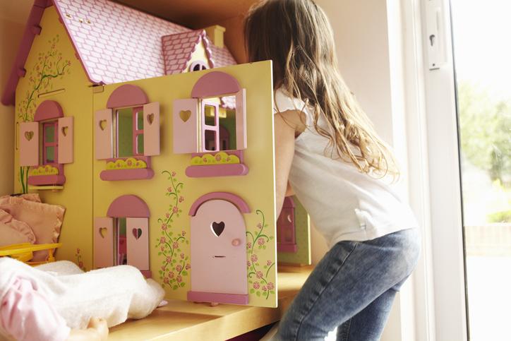 A 8 legszebb csináld magad babaház, amitől a kislányok odáig lesznek!