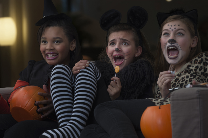 Bennünk megállt az ütő! – Ezek a legijesztőbb halloweeni házdekorációk