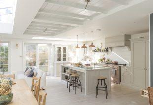 Ezt imádni fogod! Előtte és utána képek egy izgalmas konyha átalakításról