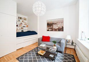 Örökség – Egy tökéletes felújított 26 nm-es budapesti otthon
