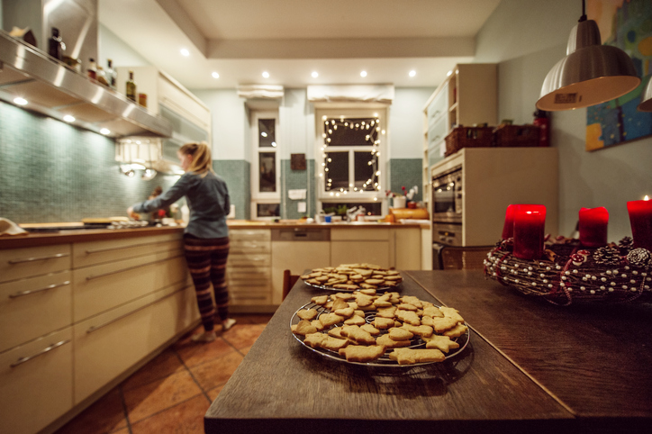 Ötletetek, melyekkel pikk-pakk karácsonyi hangulat lesz a konyhában