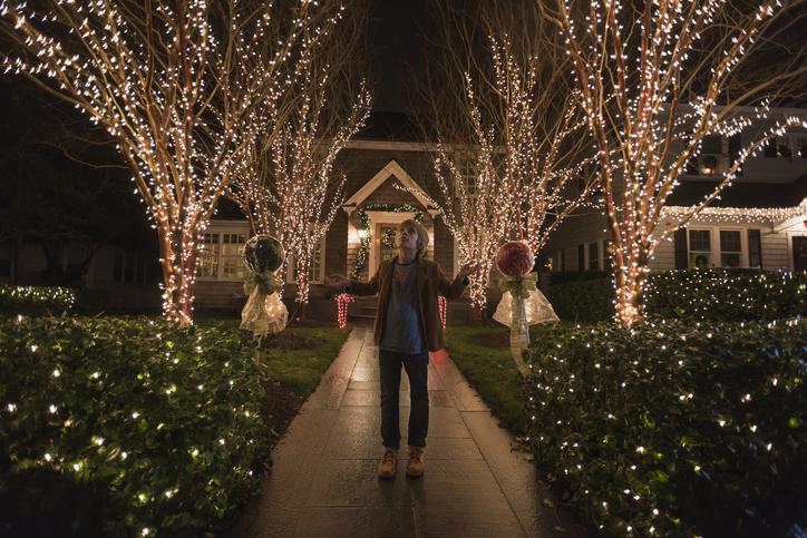Karácsonyi hangulat a kertben – Így lesz lenyűgöző a végeredmény