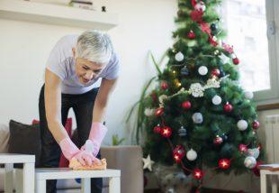 karácsonyi nagytakarítás