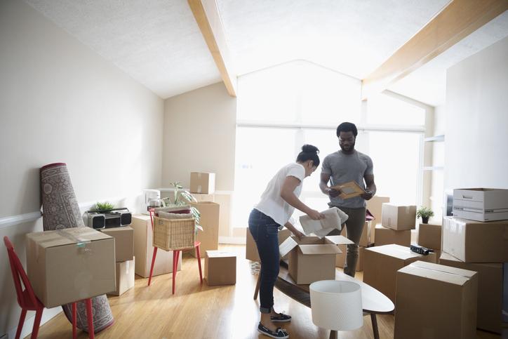 8 tuti tipp, hogy gyerekjáték legyen a költözés