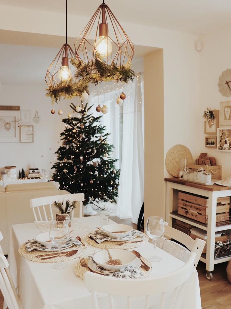 Káprázatos! – Megmutatta, hogyan díszíti otthonát karácsonykor az ismert magyar instamami