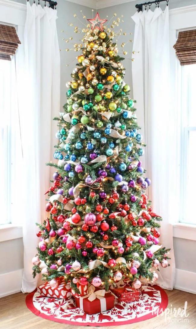 Íme, a legkreatívabban díszített karácsonyfák – Ezektől elájulsz!