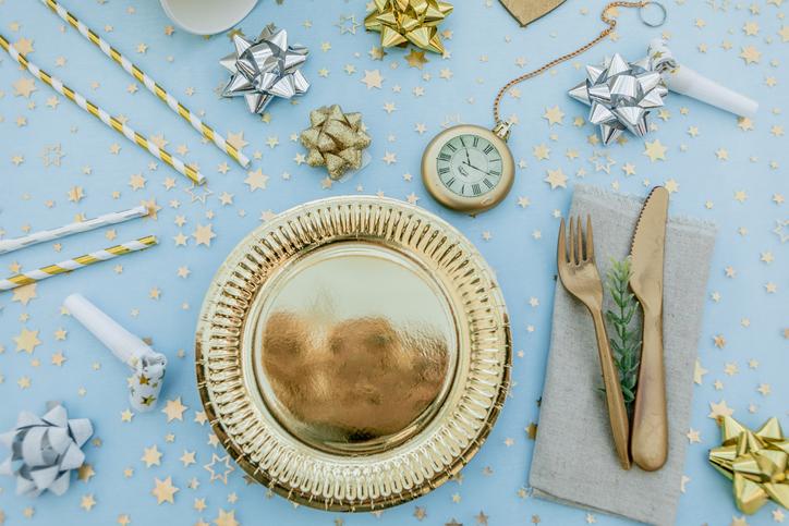 Olcsó és csillogó szilveszter – 6 tipp, hogyan dekorálj a bulira