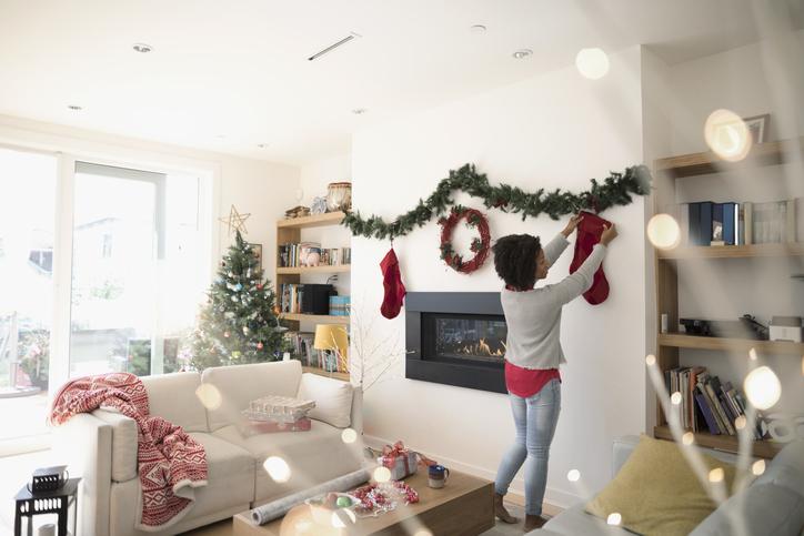 A tökéletes karácsonyi díszbe öltöztetett otthonok – Ettől garantáltan elolvadsz!