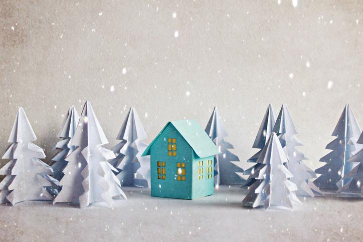 Kicsi a lakásod? Így díszítsd fel karácsonykor