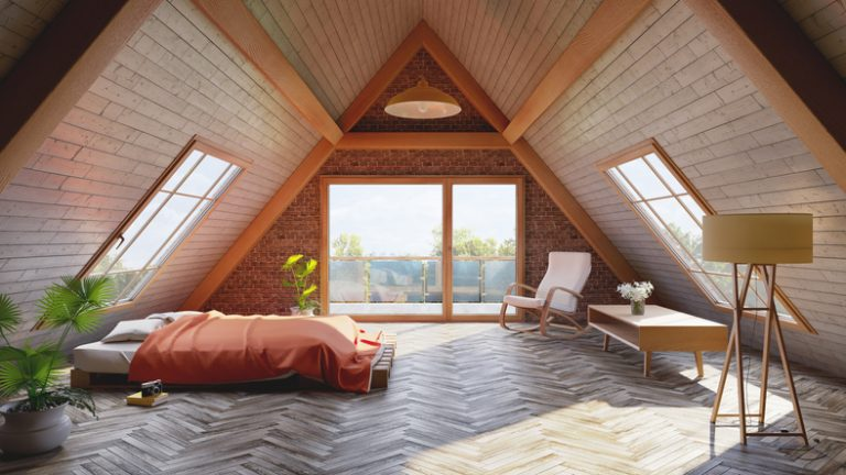 A tetőtér beépítésén gondolkozol? Erről semmiképp ne feledkezz meg