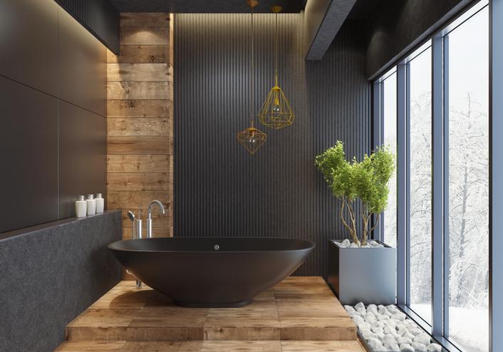 Feketét a fürdőbe? Mutatjuk, hogyan csináld jól
