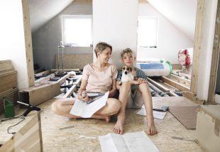 Gyerekszoba kialakítása a tetőtérben – Íme, a legjobb inspirációk