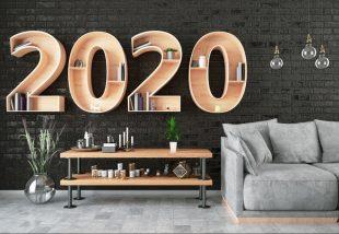 Végre itt vannak 2020 legjobban várt bútortrendjei